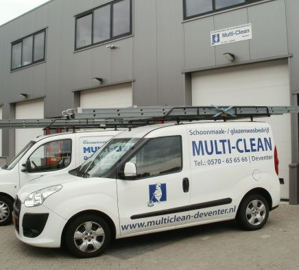 Multi Clean in Deventer